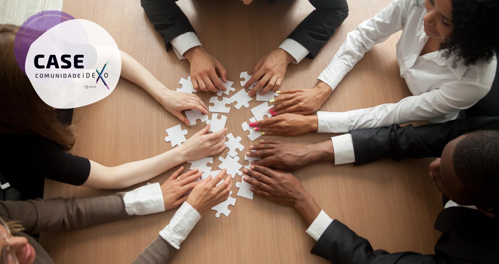 Com Pin People, TOTVS agiliza engajamento do colaborador e a startup evolui solução